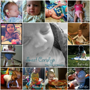 Sweet Coralyn: the first 12 months